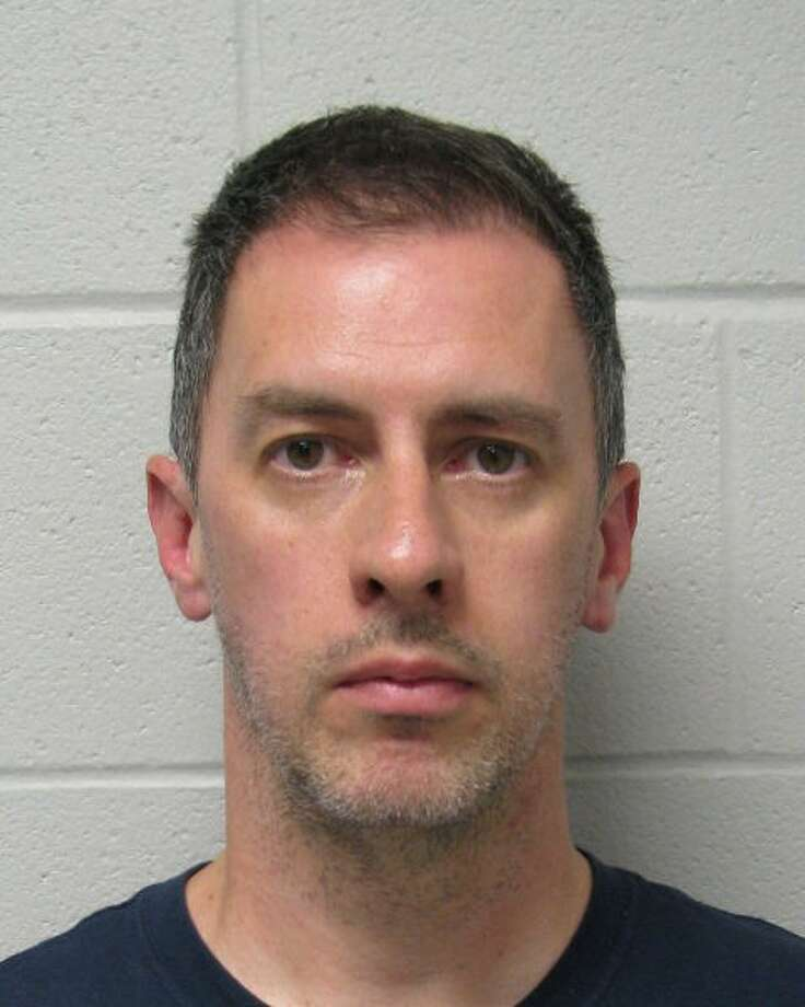Former Katy ISD teacher, 42-year-old Robert Milton, was charged this week with having an improper relationship last year with a then-student, authorities said Friday. Photo: Harris County Sheriffs Office