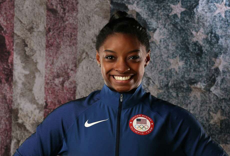 The smile of Simone Biles will be seen in more places than just the Olympic gymnastics competition. Photo: Sean M. Haffey, Staff / 2016 Getty Images