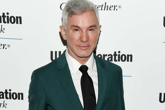 "FILE - In this June 16, 2016 file photo, director Baz Luhrmann attends the UJA-Federation of New York's ""Music Visionary of the Year Award"" luncheon in New York.  Luhrmann is producing and directing his first Netflix series, ""The Get Down,"" which covers the early years of hip hop as told through the eyes of several young people from the South Bronx in the mid 1970's.  The 13-episode series premieres Aug. 12. (Photo by Evan Agostini/Invision/AP, File)"