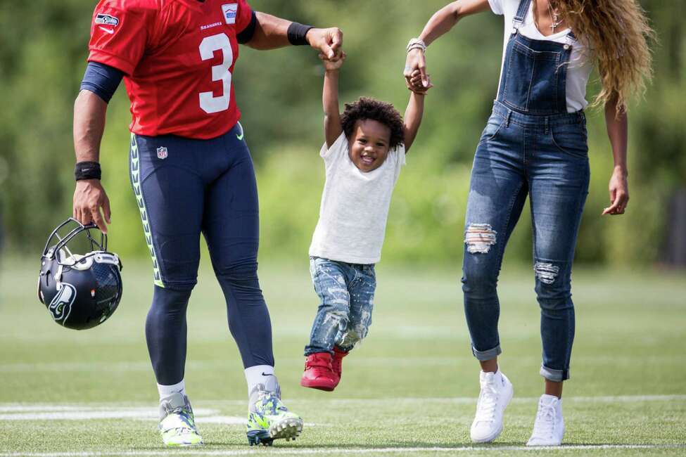 Professing Christians Russell Wilson, Wife Ciara