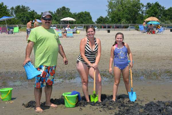 The milford Arts Council 39th annual Sand Sculpture Competition was held at Walnut Beach on    July 30, 2016   . The annual event draws over 50 sand sculptors and hundreds of spectators each year. Were you SEEN?