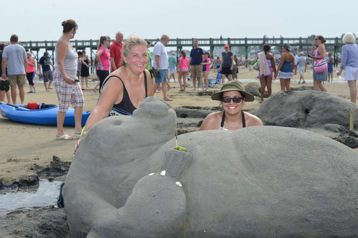 The milford Arts Council 39th annual Sand Sculpture Competition was held at Walnut Beach onJuly 30, 2016. The annual event draws over 50 sand sculptors and hundreds of spectators each year. Were you SEEN?