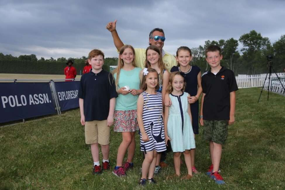 Were you Seen at the Saratoga Polo Association's Times Union Cup at the polo fields in Greenfield Center on Friday, July 29, 2016?