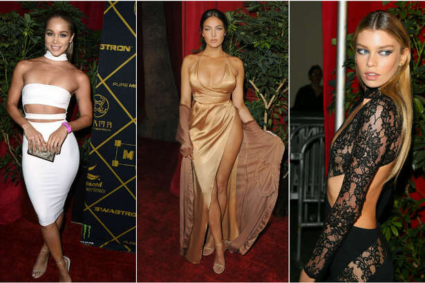 Click the gallery to see some of the looks from the Maxim Hot 100 party.