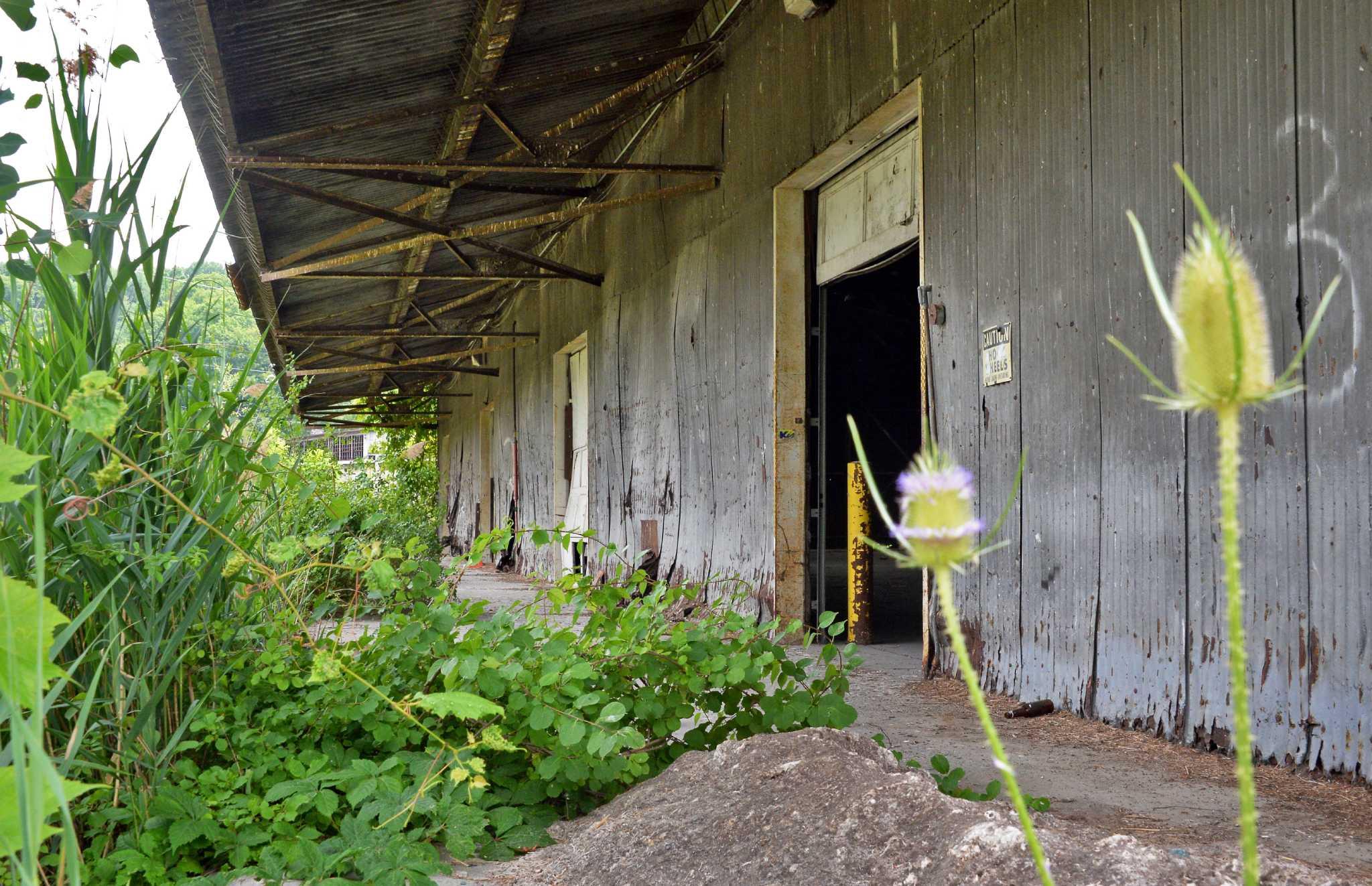 Former paper mill still sits empty