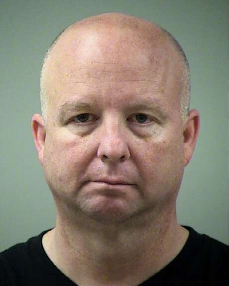 Bear County Precinct 3 Commissioner Kevin Wolff, seen in a Sunday , July 31, 2016 booking mug provided by the Bear County Sheriff's office, was arrested and charged with Driving While Intoxicated at 3 a.m. Sunday after allegedly running into two vehicles at a Whataburger in the 1000 block of San Pedro Avenue. Photo: COURTESY PHOTO, COURTESY PHOTO / COURTESY PHOTO / COURTESY OF THE BEXAR COUNTY SHERIFF OFFICE