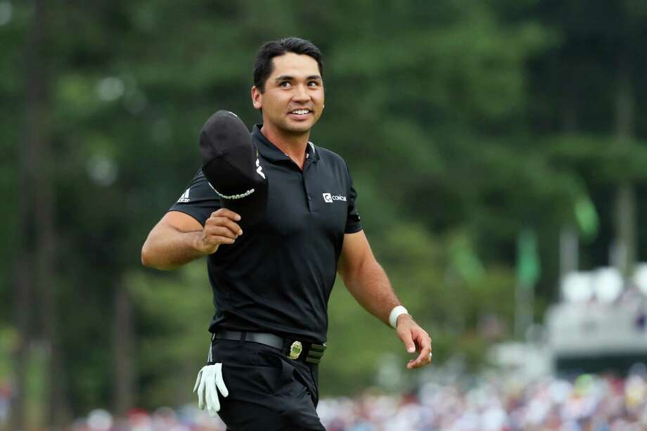 Runner-up Jason Day said he would have liked to have been paired with PGA winner Jimmy Walker in the final round, but circumstances kept that from happening. Photo: Andrew Redington, Staff / 2016 Getty Images
