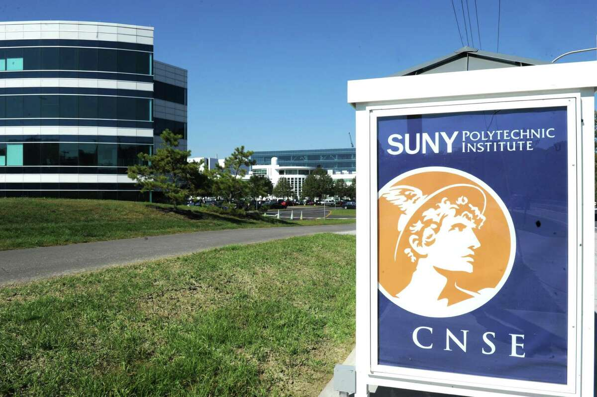 SUNY Polytechnic Institute on Fuller Road Friday, Sept. 18, 2015, in Albany, N.Y. (Michael P. Farrell/Times Union archive)