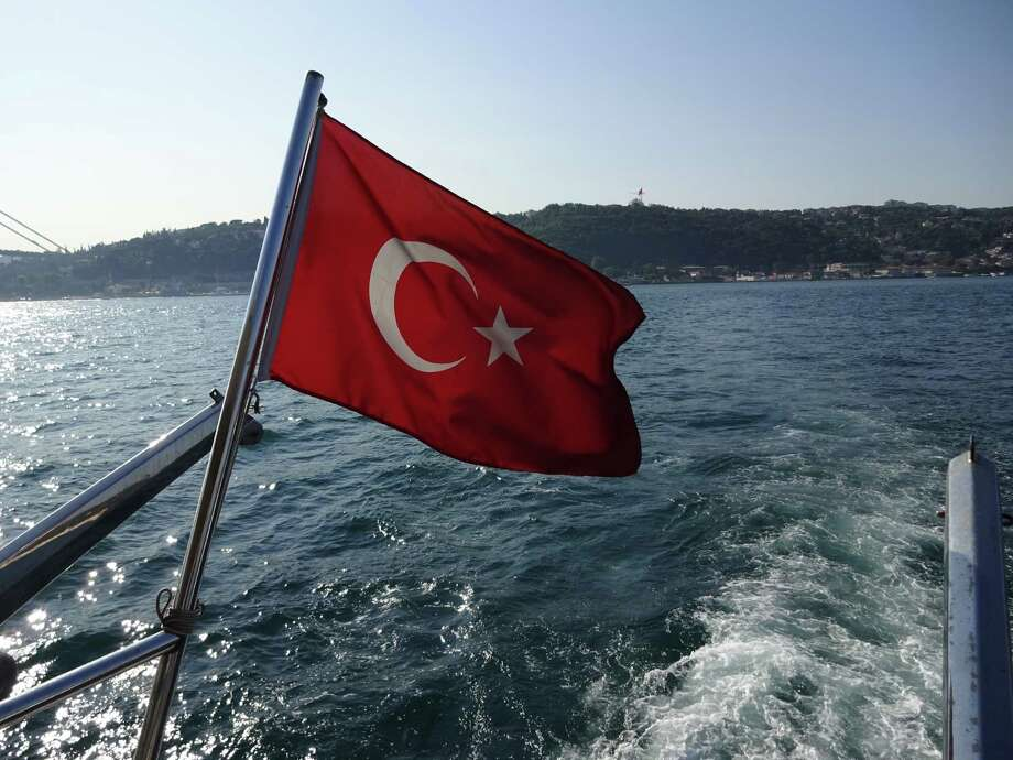 Click through the slideshow to view photos from a 2015 visit to Turkey by Times Union reporter, Paul Grondahl.Boat tour on the Bosporus strait in Istanbul, Turkey (Paul Grondahl / Times Union)