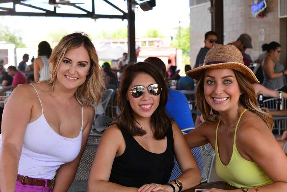 Hundreds of people came out to the annual Summer Block Party July 31, 2016 near the UTSA campus for food, drinks and live music. Photo: By Kody Melton / For MySA.com