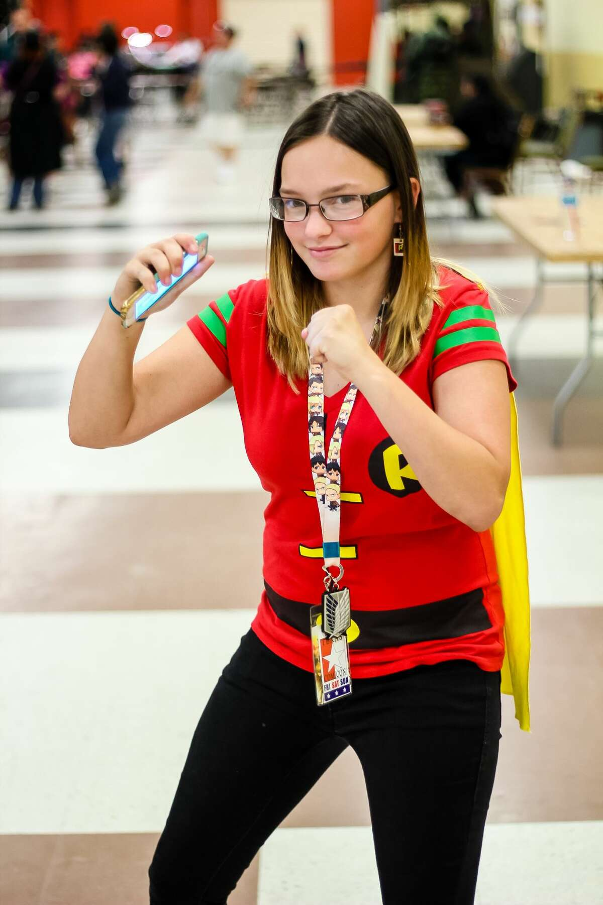 San Antonio residents went all out for the Texas Comicon festival on July 29-31, 2016 at the San Antonio Event Center.