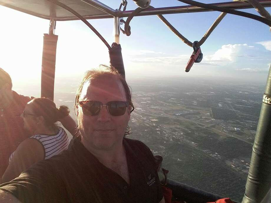 "Alfred ""Skip"" Nichols was the pilot of the hot air balloon that crashed Saturdady near Lockhart and killed 16. Photo: Facebook/Skip Nichols"