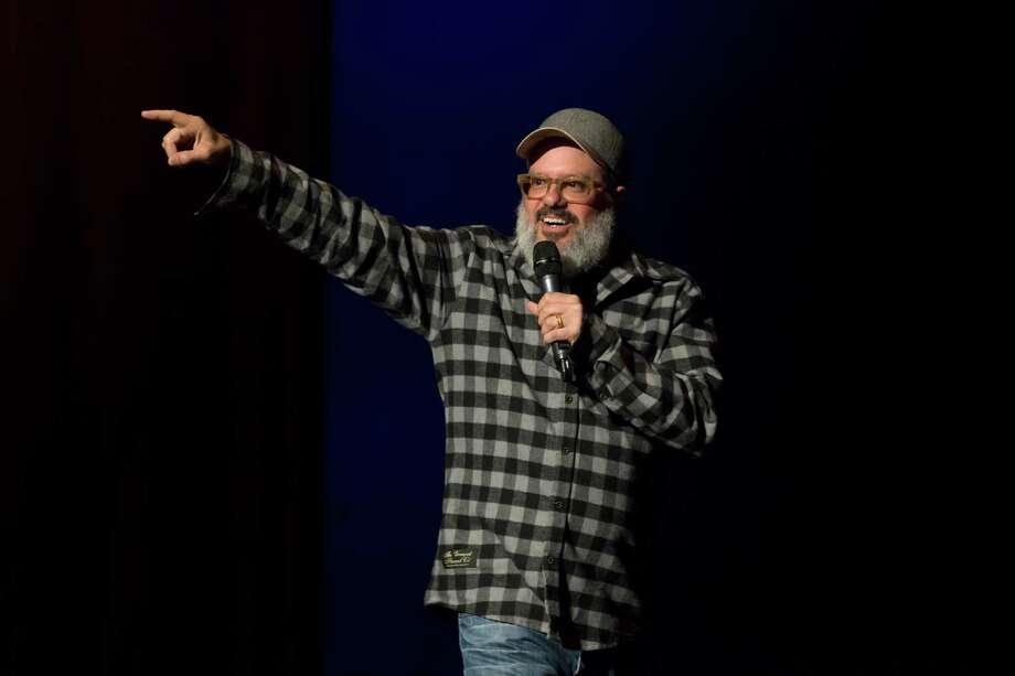 David Cross' comedy special is designed to offend. Photo: Gary Miller/Netflix / Gary Miller / Netflix