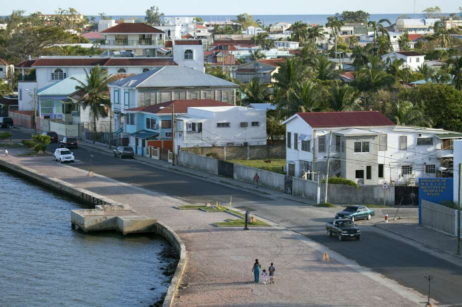 The main entry point is coastal Belize City, a metropolis of 61,000 in a sparsely populated country of 350,000 diverse folks, from Mayans and Creoles to Afro-Caribbean Garifuna, living in an area roughly the size of Massachusetts. It's the only English-speaking country in Central America, a colony of British Honduras from 1862 to 1981. Photo: Alex Robinson/Getty Images/AWL Images RM