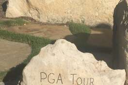 Jimmy Walker's flagstone at Cordillera has been updated to reflect his latest win, a PGA Championship.