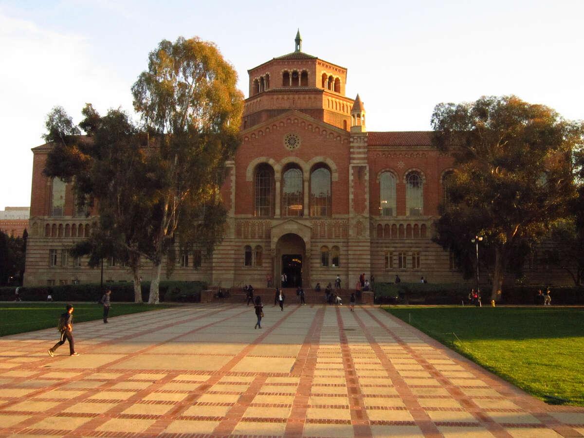 University of California--Los AngelesLos Angeles, CA#2 in Top Public Schools (tie)#24 in National Universities (tie)