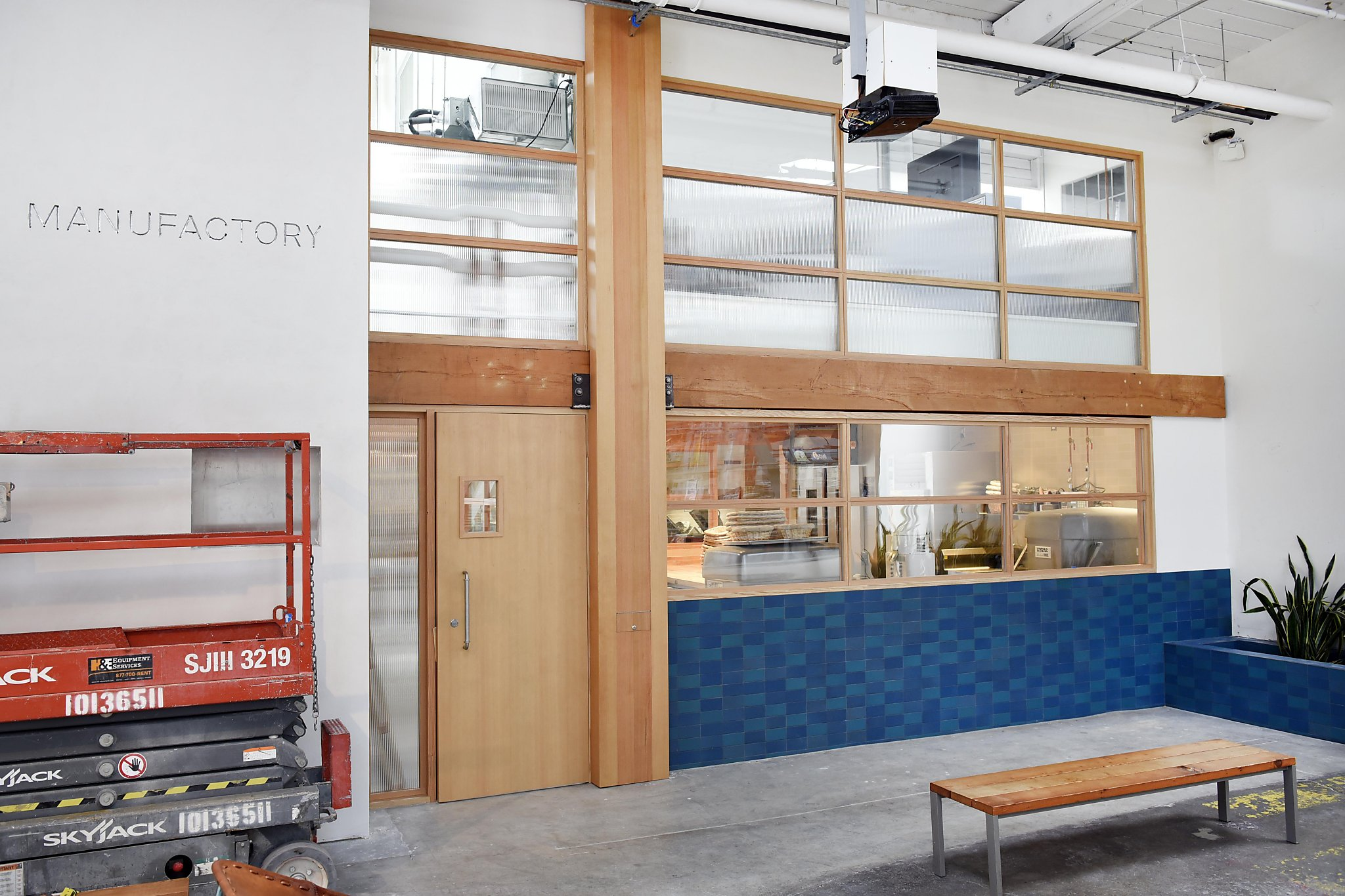 Tartine's Manufactory is the ultimate expression of Bay Area design
