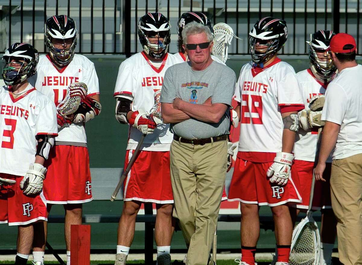 Fairfield Prep coach: Chris Smalkais won six state championships with the Jesuits.