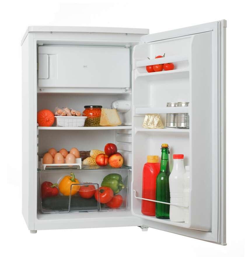 1.7 cubic foot refrigerator: $59 (was $79.84)