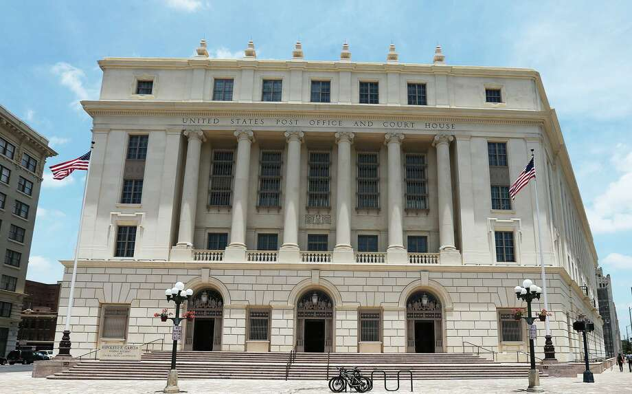 Photo of the Hipolito F. Garcia Federal Building located by Alamo Plaza, Wednesday, June 256, 2013. Photo: Jerry Lara /Staff File Photo / © 2013 San Antonio Express-News