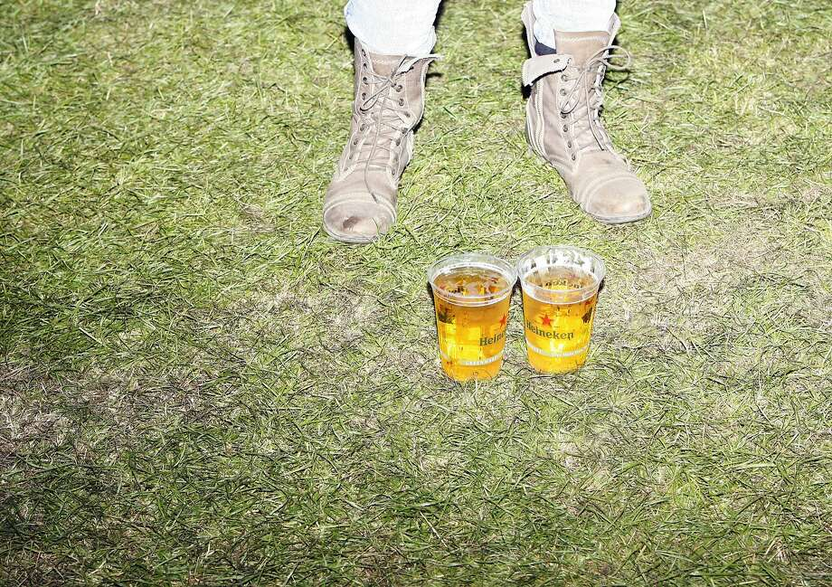 There will be many options for beer at Outside Lands. Photo: Rohan Smith, The Chronicle