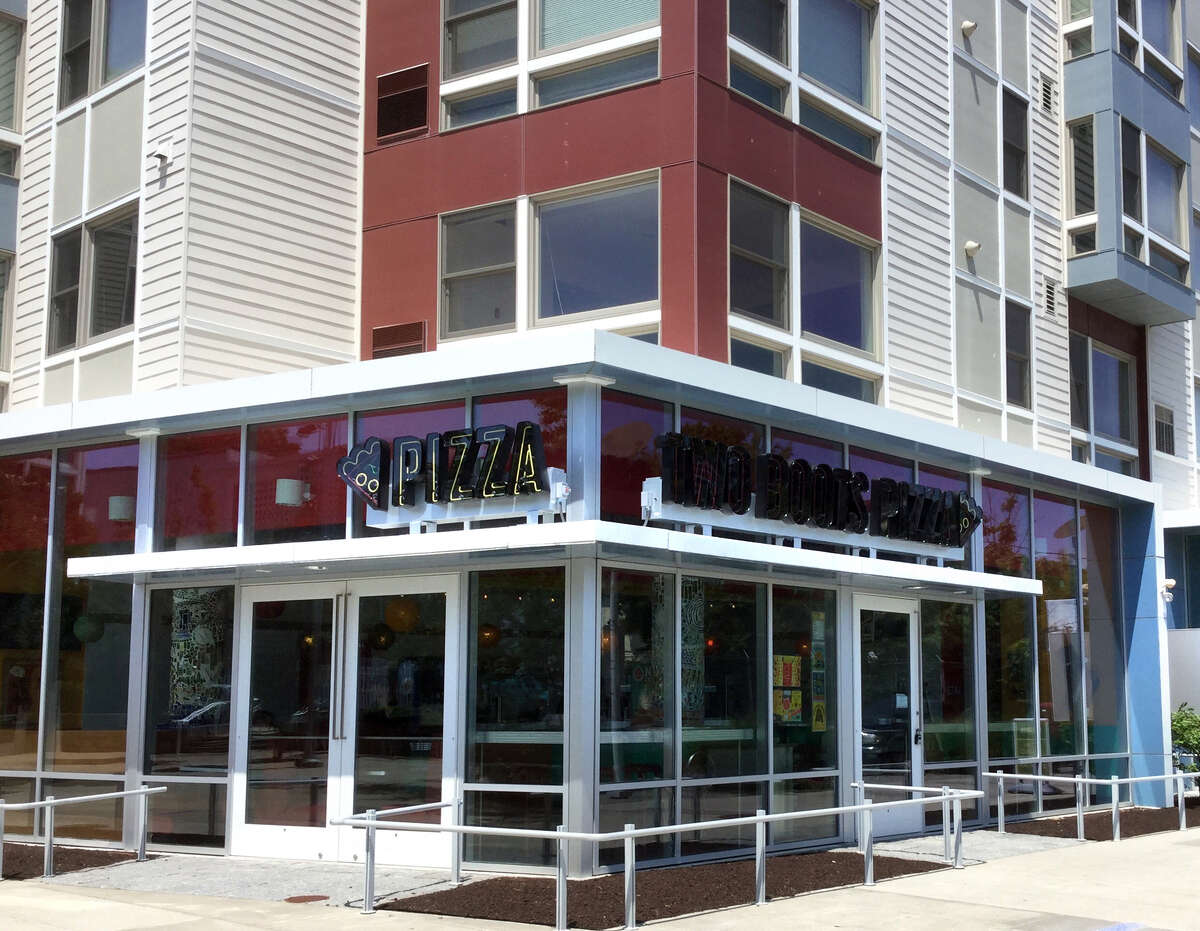Two Boots is scheduled to open Wednesday its approximately 1,600-square-foot pizzeria at 717 Atlantic St.
