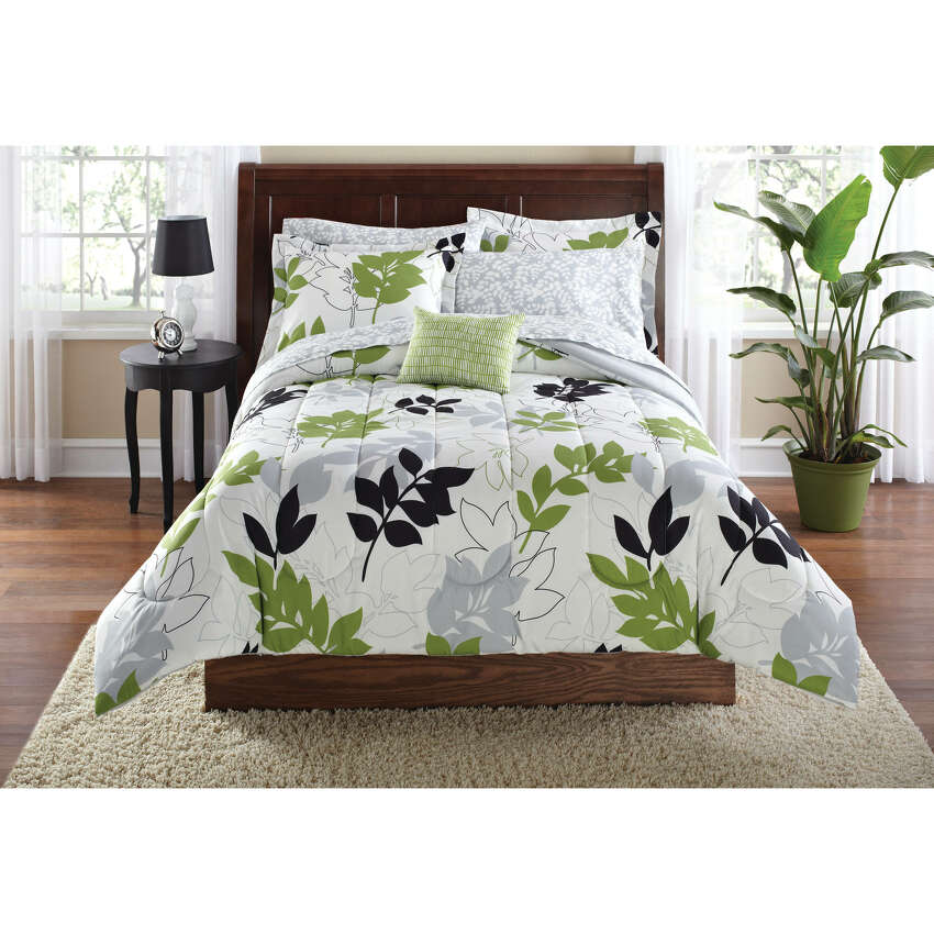 Mainstays bed in a bag: $39.82