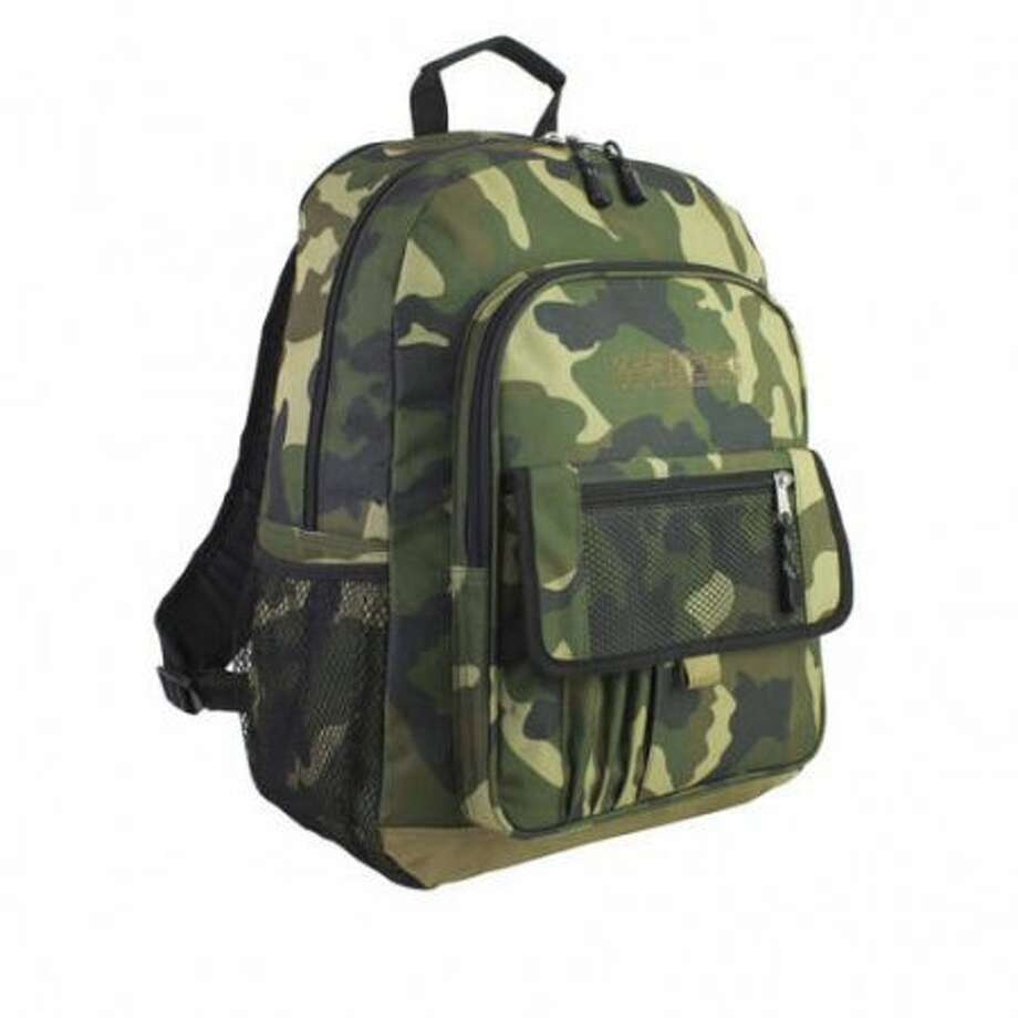 Eastport backpack with a lifetime guarantee: $14.88 Photo: Courtesy, Walmart