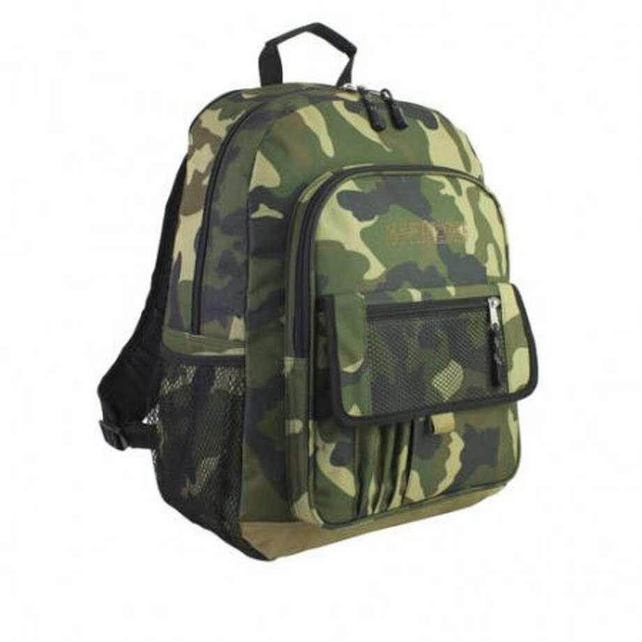 Eastport backpack with a lifetime guarantee: $14.88 Photo: Courtesy, Walmart