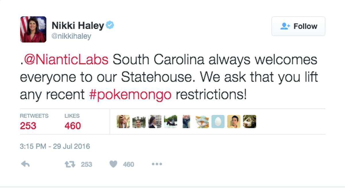 South Carolina governor Nikki Haley is asking the company that runs the