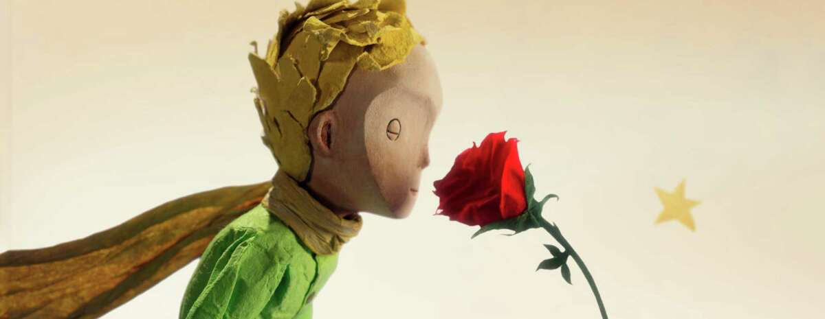 """""""The Little Prince"""" makes the universal yearning for the joys of childhood fresh and new."""