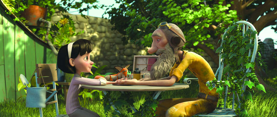 The Little Prince premiering on Netflix on August 5, 2016.