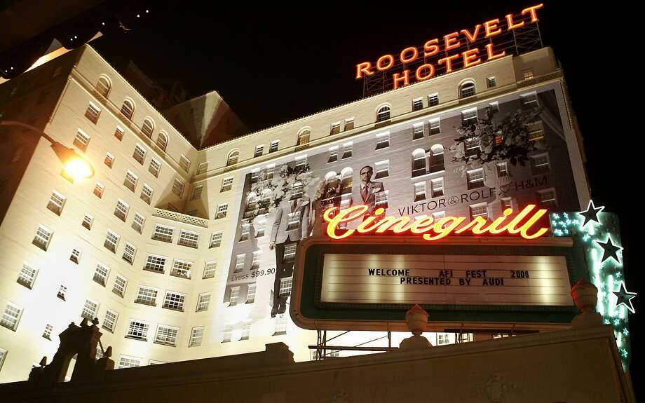 The Hollywood Roosevelt hotel is among the properties providing discounts through the Kind Traveler booking platform. Photo: Frazer Harrison, Getty Images