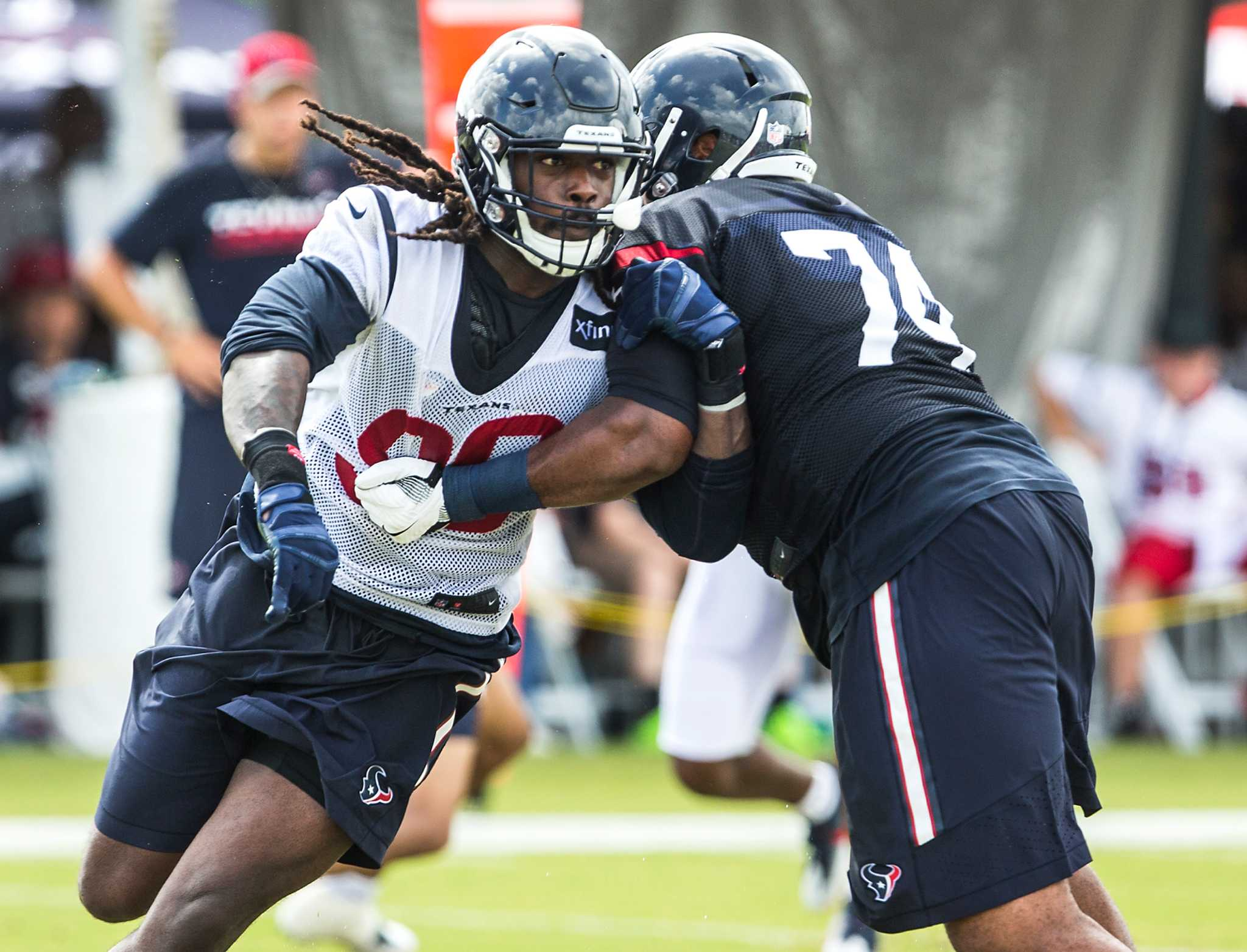 Texans Jadeveon Clowney Hopes Less Weight Means More Production