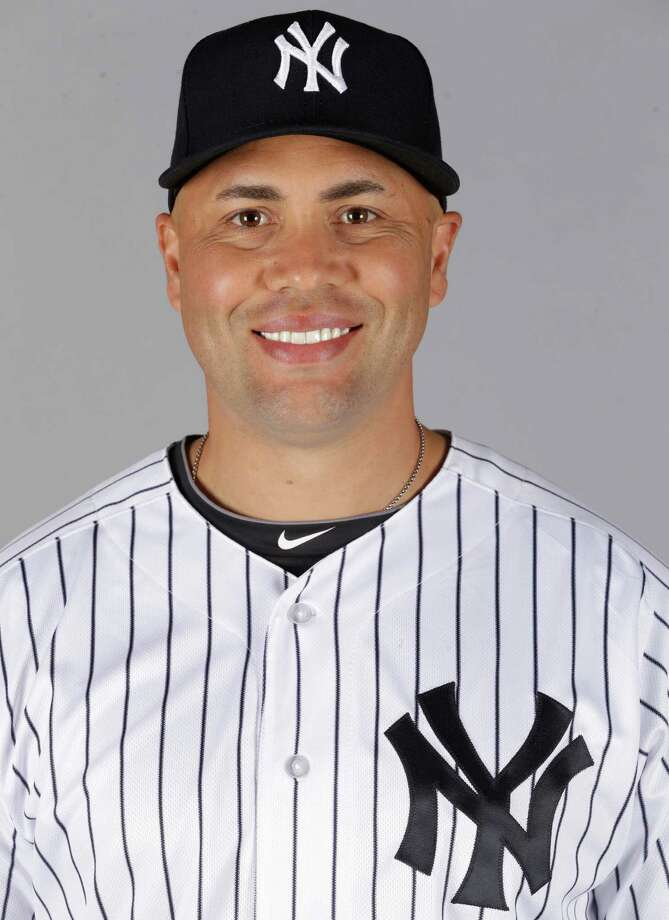 This is a 2016 photo of Carlos Beltran of the New York Yankees.  This image represents the Yankees active roster on Saturday Feb. 27, 2016, in Tampa, Fla. (AP Photo/Chris O'Meara) Photo: Chris O'Meara, STF / MLBPV AP