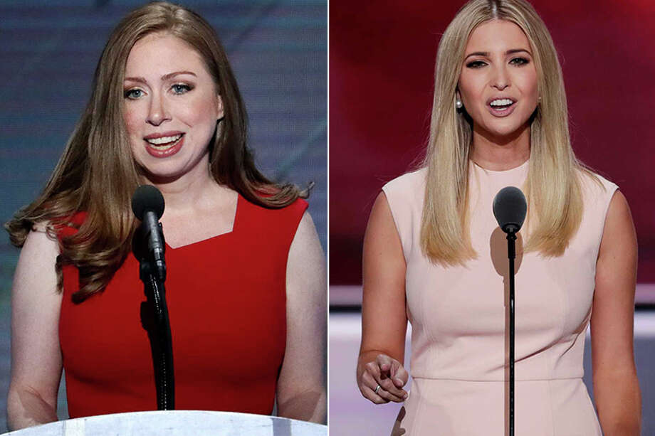 Both Chelsea and Ivanka are well-educated, successful businesswomen and  mothers. But the media treats each  woman very differently.