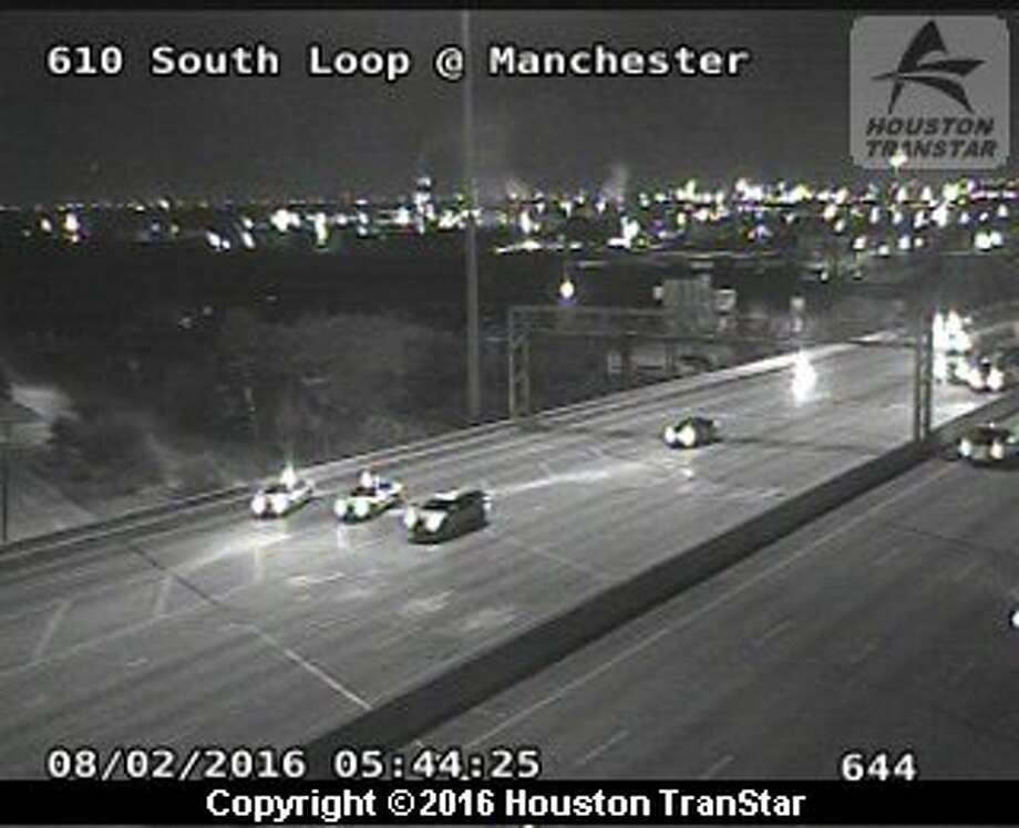 Overturned truck snarls east loop near la porte freeway for La porte houston