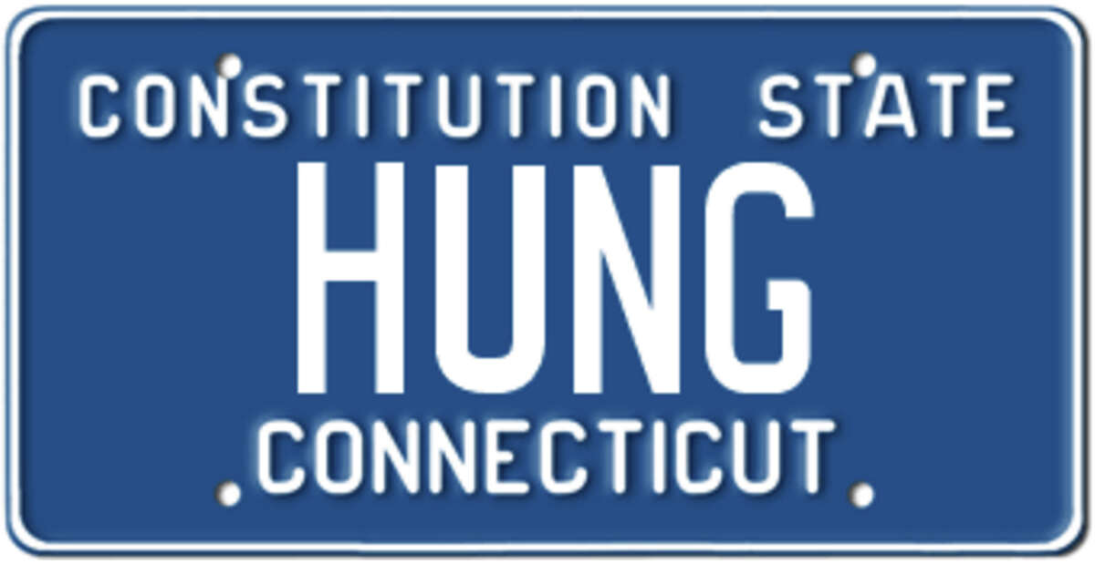 These plates have been rejected by the Connecticut Department of Motor Vehicles.