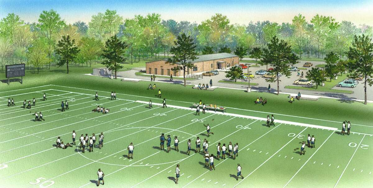 St. Anthony of Padua, launched a $16.8 million capital campaign to add parking, a multi-purpose building and a 350-seat chapel. The first phase of the project, which broke ground in April, will include the parking expansion, the new outreach building and sports fields for St. Anthony of Padua Catholic School.