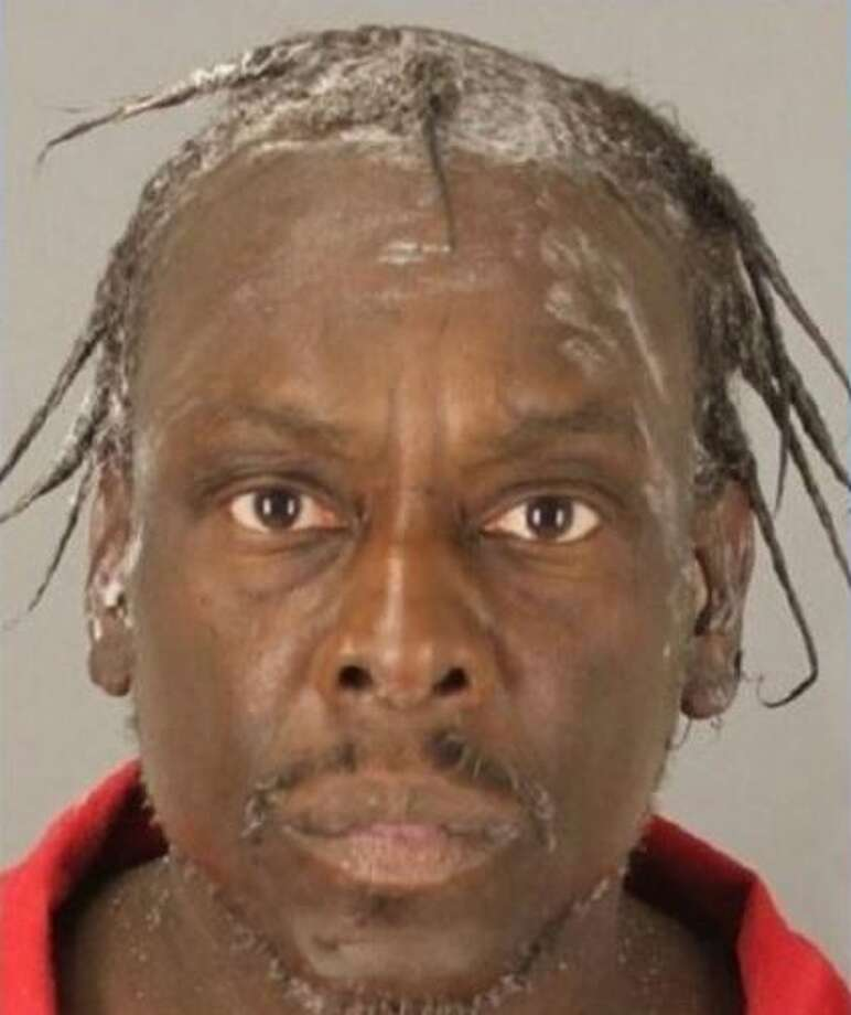 James Vanwright, 50, was found naked in a Port Arthur home earlier last month after police said he broke in, stole Pina Colada mix from the fridge and drank the mix while naked. Photo: Jefferson County Sheriff's Office