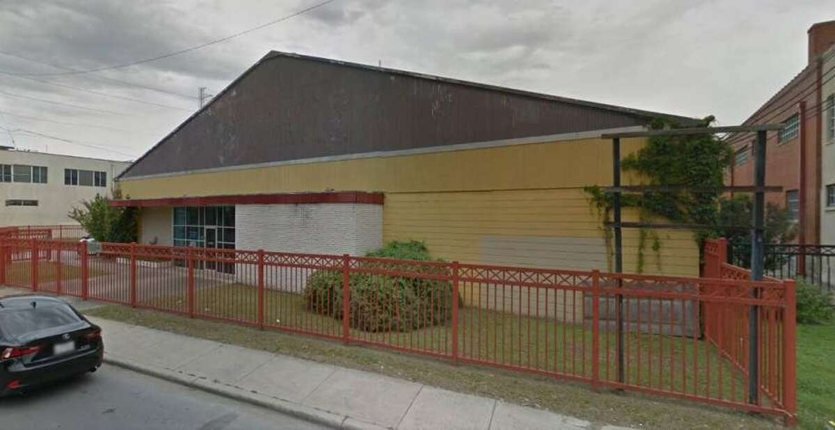 Developer Schuepbach Properties plans to construct a mixed-use project with 294 apartments on the site of this building on Flores Street in Southtown.