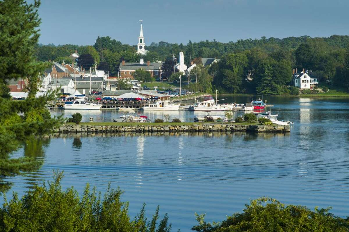 DAMARISCOTTA, MAINE This boating and fishing community located on the salty Damariscotta River will have you wondering why river towns aren't more popular. The shores are lined with oyster shells that historians say are from Native American gatherings 2,500 years ago. Cool, no?