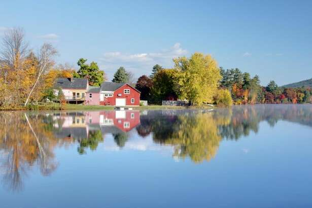 KEENE, NEW HAMPSHIRE    Even though downtown Keene is a must-visit destination, the countryside and lakes are the real treasures in this town. Make sure you take a tour of the covered bridges and hike up Mount Monadnock during your stay.