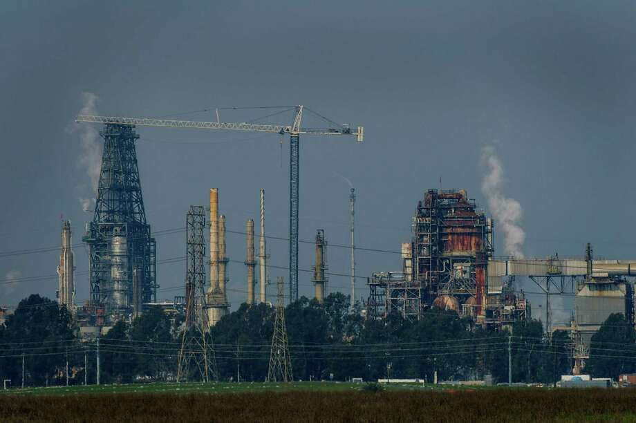 The Tesoro Corp. Golden Eagle Refinery stands in Martinez, California. The refinery was the site of two major sulfuric acid incidents in 2014 that injured workers. The U.S.Chemical Safety and Hazard Investigation Board slammed the refiner in the results of a case study investigation of the incidents released Tuesday. Photo: Bloomberg /File Photo / © 2015 Bloomberg Finance LP