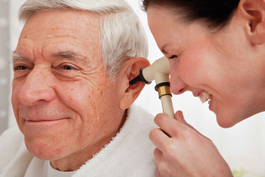 Audiologist: Average annual salary: $77,420 Stress tolerance: 70 / This content is subject to copyright.