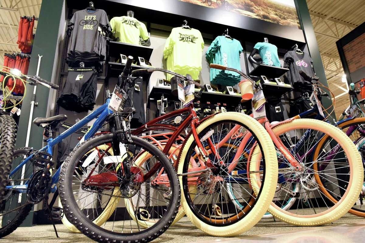 Dick's Sporting Goods is taking up to 50% off a selection of men's, women's, and kids' bikes, gear and accessories.
