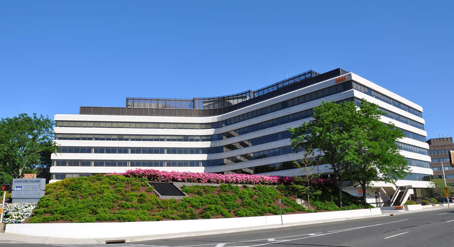 Pitney Bowes global headquarters at 3001 Stamford Square. Photo: Contributed Photo / Connecticut Post Contributed