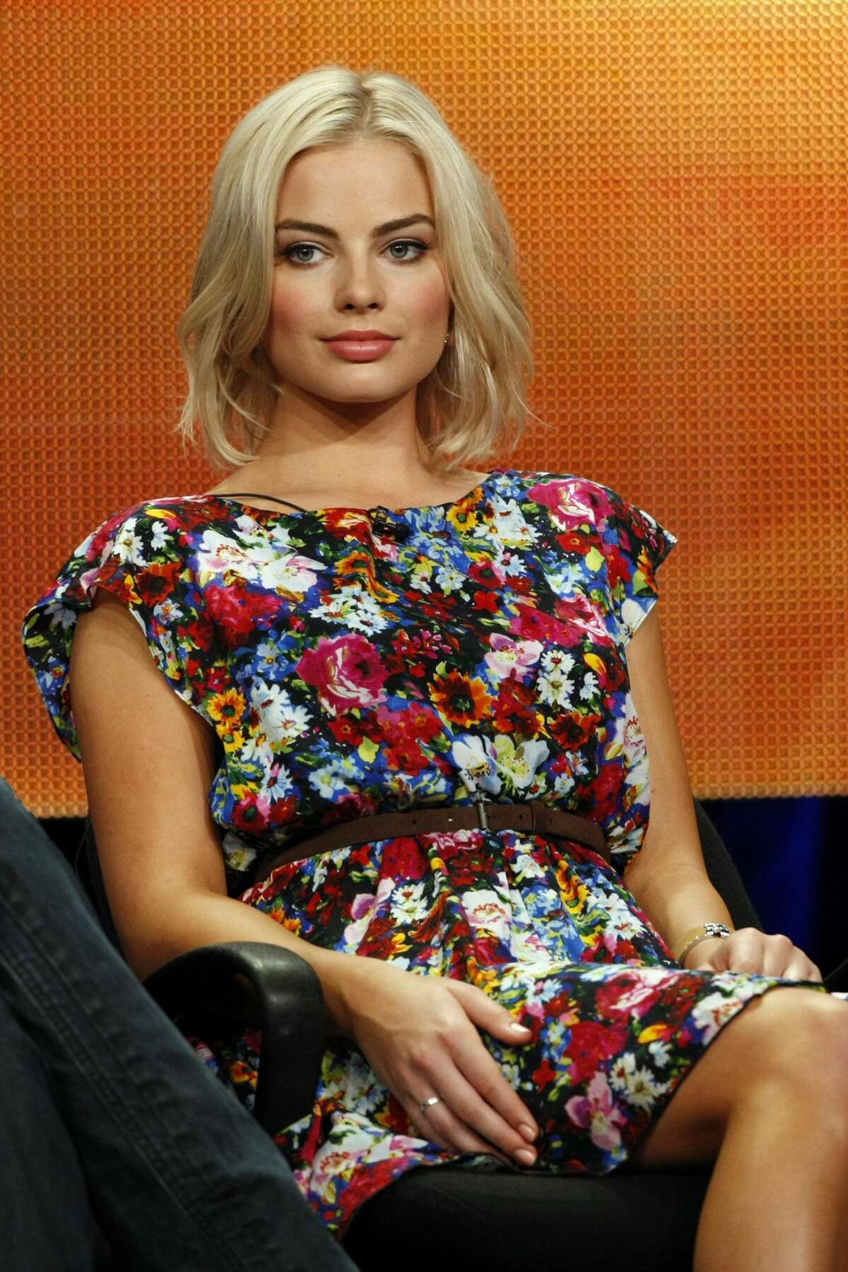Margot Robbie: Born July 2, 1990 in Dalby, Australia. Photo caption: Robbie at the Disney/ABC Television Group 2011 Summer Press Tour at the Beverly Hills Hilton in Beverly Hills, Calif.