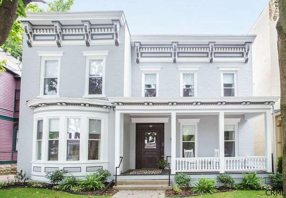 $898,000 . 48 Franklin St., Saratoga Springs, NY 12866. View listing.