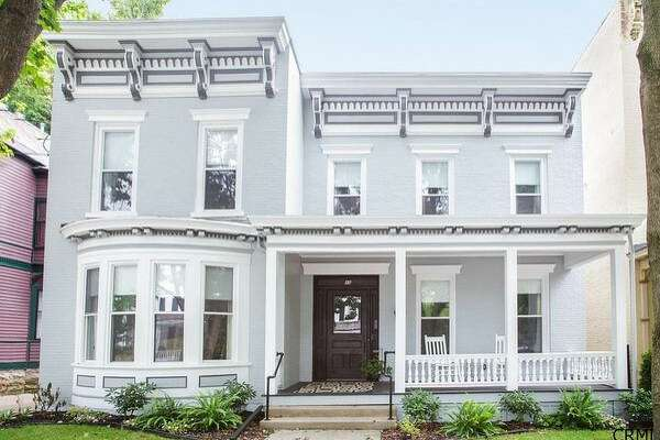$898,000. 48 Franklin St., Saratoga Springs, NY 12866. View listing.